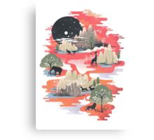 Landscape of Dreams Canvas Print