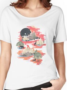 Landscape of Dreams Women's Relaxed Fit T-Shirt