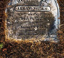 Abram Miles by Jim Haley