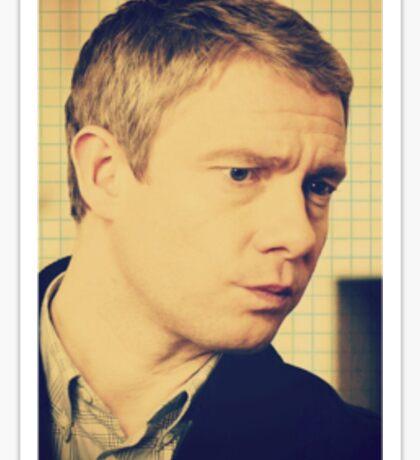 Doctor Watson Sticker