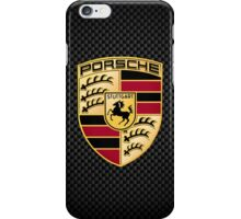 Porsche 911 Carbon Fibre iPhone / Samsung Galaxy Case iPhone Case/Skin