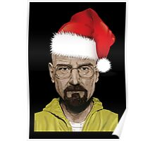 Have a (Walter) White Christmas Poster