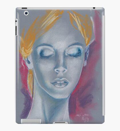 morning girl iPad Case/Skin