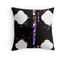 Tudor 2 Throw Pillow