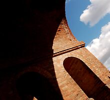 Brick arch by MikeThomas