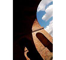 Brick arch Photographic Print