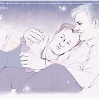 Mystrade - After Work by Clarice82