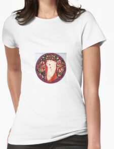 Red- Haired Rapunzel Womens Fitted T-Shirt