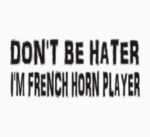 French Horn Kids Clothes