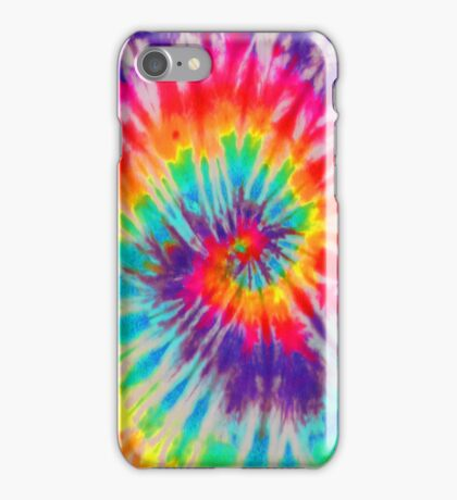 Tie Dye 2 iPhone Case/Skin