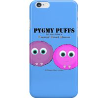 Pygmy Puffs For Sale iPhone Case/Skin