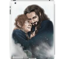 Bagginshield - I have loved you iPad Case/Skin