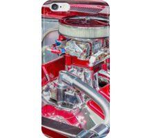 Hot Rod Engine  iPhone Case/Skin