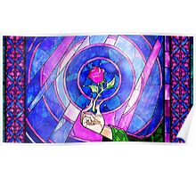 Enchanted Rose Poster
