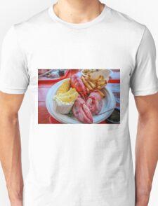 Lobster Dinner Maine  Unisex T-Shirt
