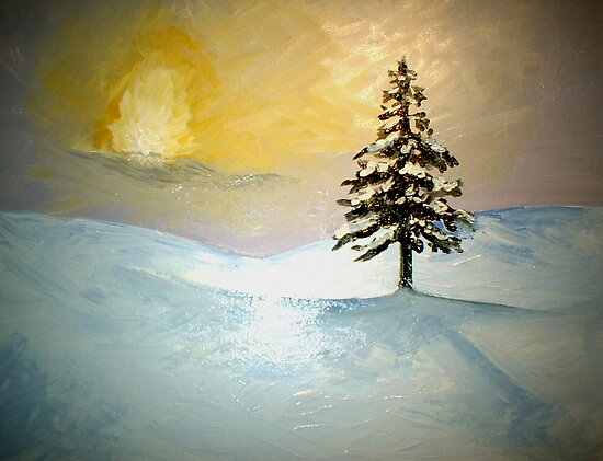The Winter Tree by Cherie Roe Dirksen