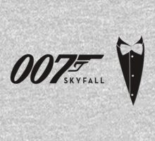 James Bond Tribiute(skyfall) by RokkaRolla