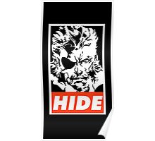 Big Boss Hide Poster