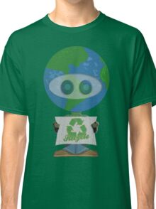 Earth Day Recycle t shirts Classic T-Shirt