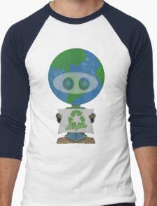 Earth Day Recycle t shirts Men's Baseball ¾ T-Shirt