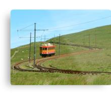 Manx Electric Railway Metal Print