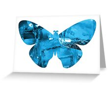 Flying Ice (small variation) Greeting Card