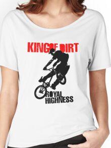 King of Dirt Women's Relaxed Fit T-Shirt