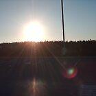 the sun shine by karebear00