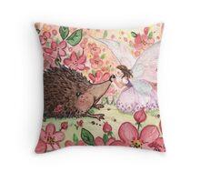 Beloved Friend Throw Pillow