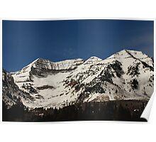 Sundance Ski Resort Poster