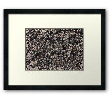 Lorne Splatter #1 Framed Print