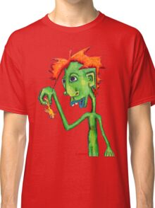 Electric Goldfish Classic T-Shirt