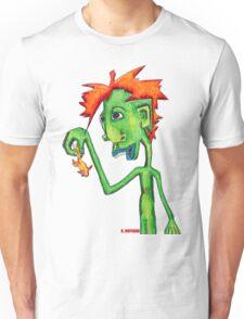 Electric Goldfish Unisex T-Shirt