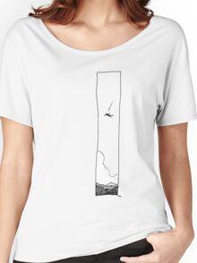 Fall. BL BS Women's Relaxed Fit T-Shirt