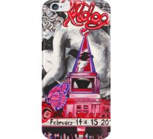 """Ratdog ~ Valentines Day run at Tower Theater 2014"" iPhone Case/Skin"