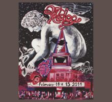 """Ratdog ~ Valentines Day run at Tower Theater 2014"" Kids Clothes"
