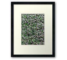 Lorne Splatter #2 Framed Print