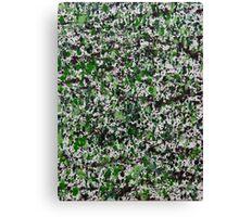 Lorne Splatter #2 Canvas Print