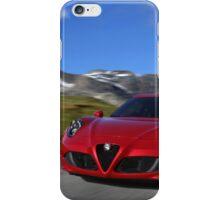 Alfa Romeo 4C iPhone Case/Skin