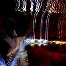 Night lights  by Roz McQuillan