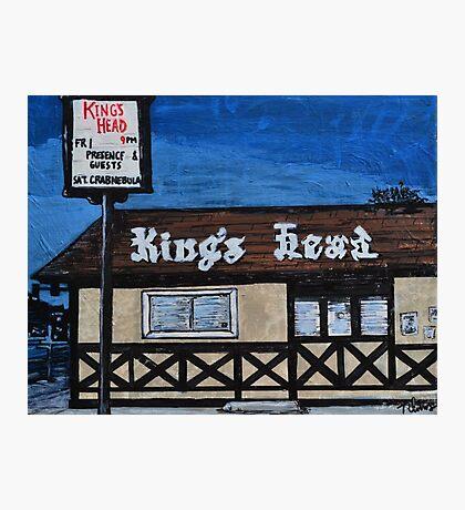King's Head Inn R.I.P. Photographic Print