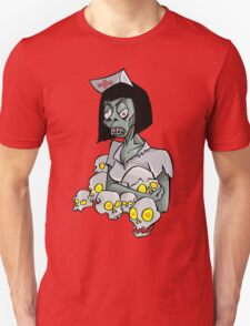 Nurse Necronomicon Unisex T-Shirt