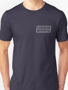 Conjectural Technologies (white) T-Shirt