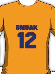 National baseball player Justin Smoak jersey 12 T-Shirt