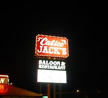 Calico Jacks Sign by Snoboardnlife