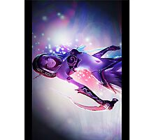 Night elf| WoW Photographic Print