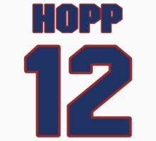 National baseball player Johnny Hopp jersey 12 by imsport