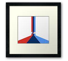 Bmw ///M Framed Print