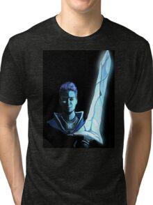 Ice Cold Sword Tri-blend T-Shirt