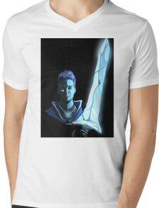 Ice Cold Sword Mens V-Neck T-Shirt